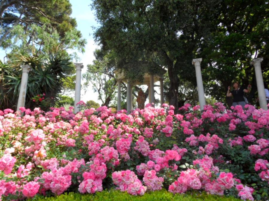 Parcs et Jardins de la French Riviera