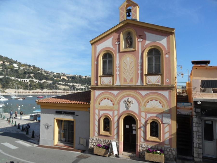 Chapelle Saint-Pierre de Villefranche-sur-Mer