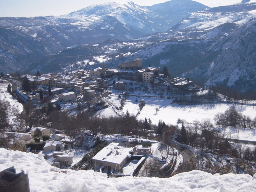 Vieux Villages de l'Arrière-Pays