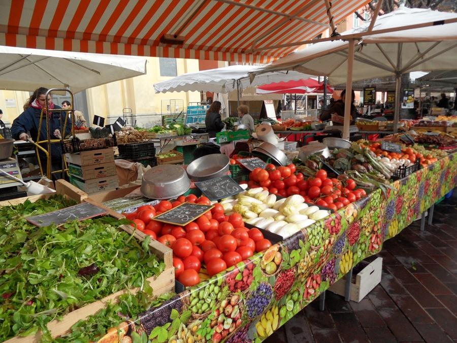 Vieux Nice - Cuisine niçoise