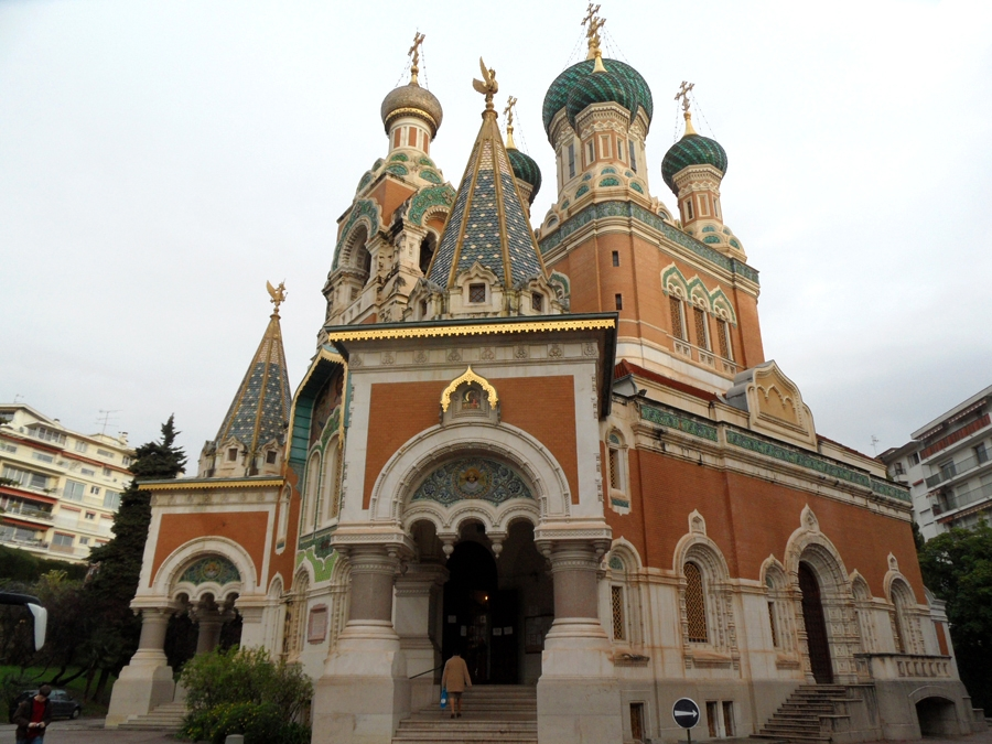 Eglise Russe - Nice