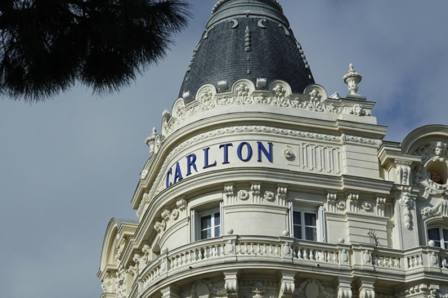 Cannes, Hôtel Carlton