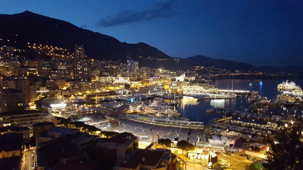 Soirée découverte de Monaco