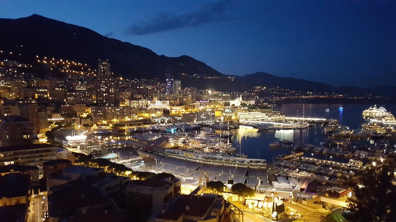 """Am Abend: """"Entdeckung von Monaco"""""""